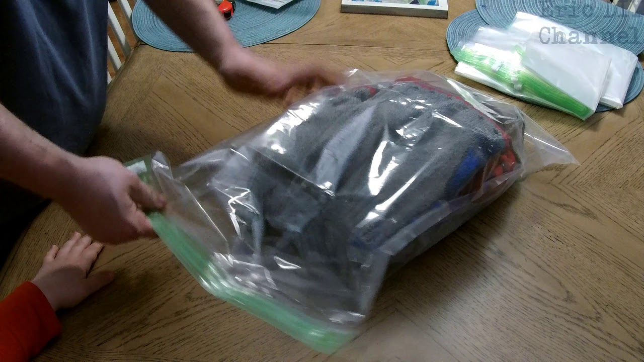 The Chestnut Roll Up Travel Storage Bags Review