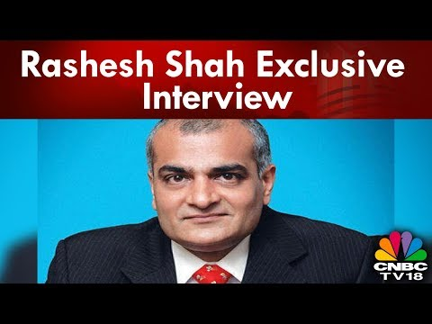 Rashesh Shah Chairman & CEO Of Edelweiss Group On AMC & Wealth Management | CNBC-TV18
