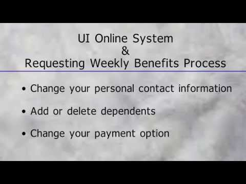 How To Request Benefit Payment