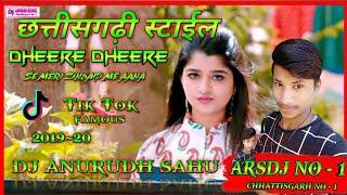 Dheere Dheere Se Meri (Honey Singh)✌2020TikTok viral💯CG Style & Extra Jhummar Matal Dance Mix ARSDJ