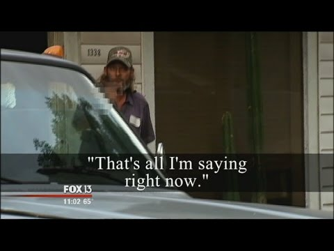 DUI driver gives middle finger to victim's family