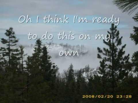 Crystal Shawanda-You Can Let Go *with lyrics*