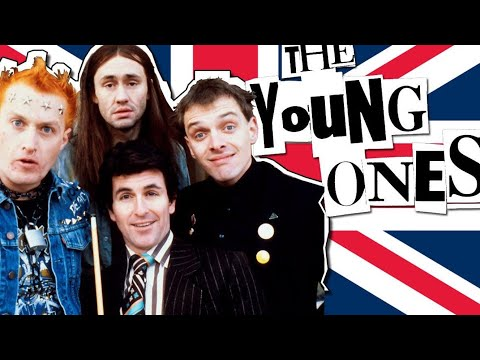 """The Young Ones"".  Comedy that influenced music?"