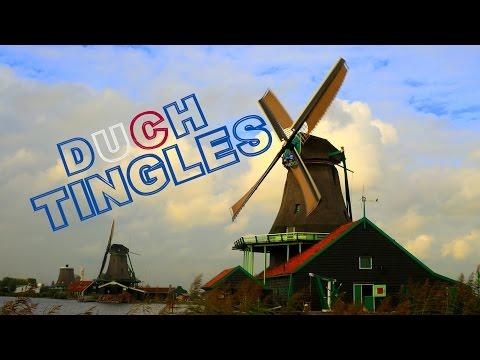 ASMR Dutch Tingles   Netherlands Guided Tour   Soft Spoken