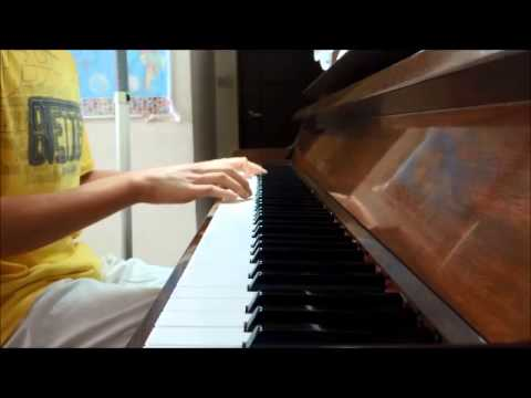 Owl City-Can't Live Without You (Fan Piano Cover)