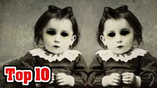 10 CREEPY Unsolved Mysteries That Will HAUNT You