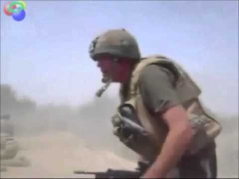 Queensryche - Empire - Afghanistan War Combat Footage