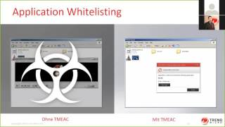 Trend Micro Endpoint Application Control