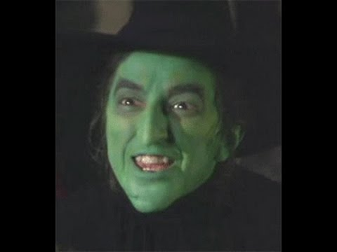 Wicked Witch of the West(evil laugh)