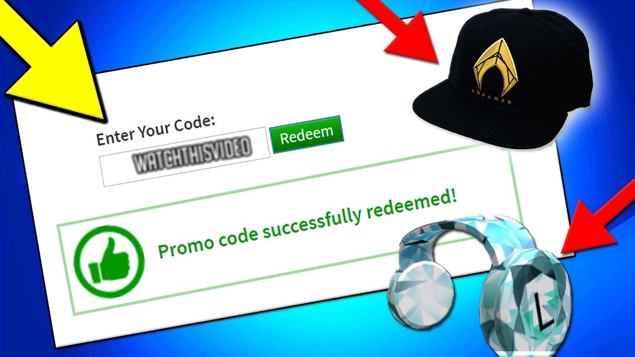 *AUGUST* WORKING PROMO CODE IN ROBLOX 2019| HOW TO GET THE ...