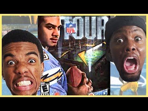 INSANE 4TH QUARTER ENDING! - NFL TOUR Gameplay l #ThrowbackThursday