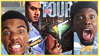 INSANE 4TH QUARTER ENDING! - NFL TOUR Gameplay l #ThrowbackThursday