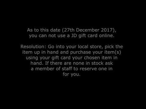 JD Gift Card