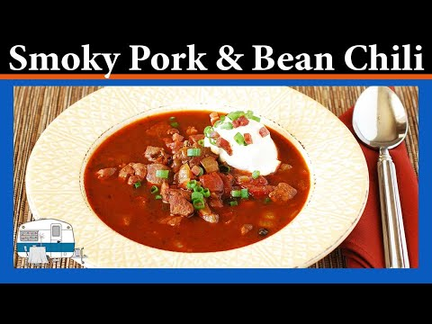 How to make Smoky Pork and White Bean Chili
