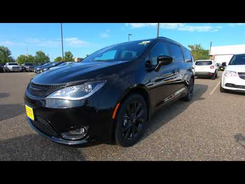 2019 Chrysler Pacifica 35TH ANNIVERSARY TOURING L - New Van For Sale - Hudson, WI