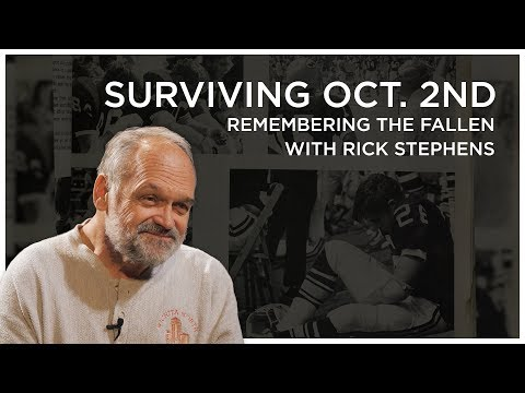 Surviving Oct 2nd: Remembering the Fallen with Rick Stephens