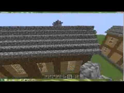 MV98 - Minecraft Tutorial - come costruire una grande casa ...