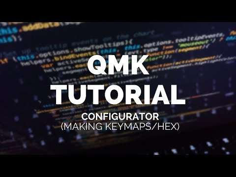 QMK Tutorial: QMK Configurator Preview (Old)