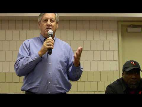 David Naughton Kevin Grevioux panel part 2 Crypticon 2017 St Joseph MO Sat 715