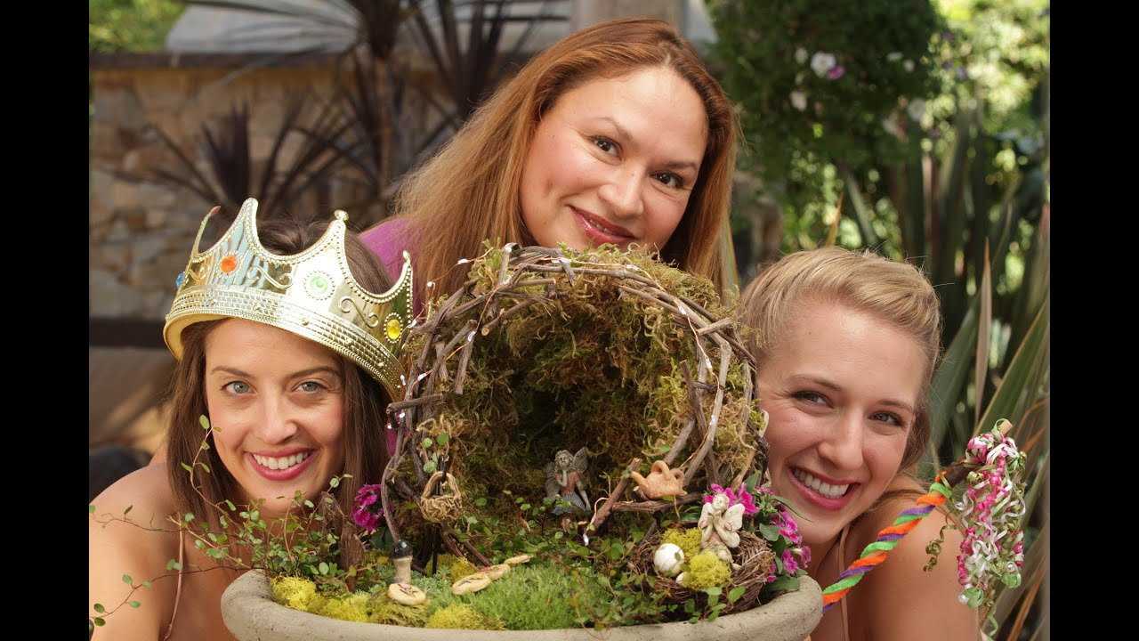 How to Make Your First Fairy Garden and Miniature Garden! - YouTube