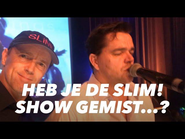 SLim! show bij de gemeente Tilburg zet Talent aan Zet!