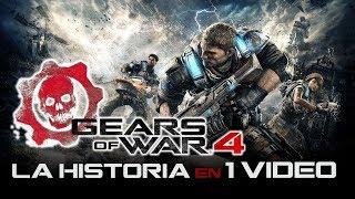 Gears of War 4: La Historia en 1 Video