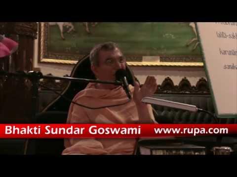 2014 Radhastami - 1/3 - Bhakti Sundar Goswami - Lecture