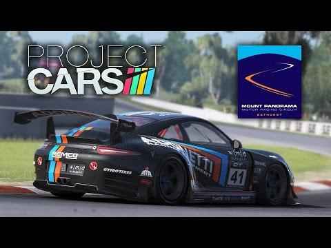 Project Cars [60fps] ★ RUF RGT-8 GT3 @ Mount Panorama Motor Racing Circuit Bathurst