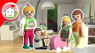 Playmobil Film deutsch - Kinder Eltern Rollentausch - Familie Hauser Spielzeug Kinderfilm
