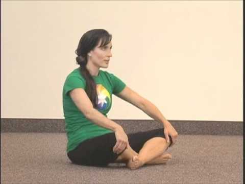 simple 1 min yoga pose for beginners  beyond 2nd chakra