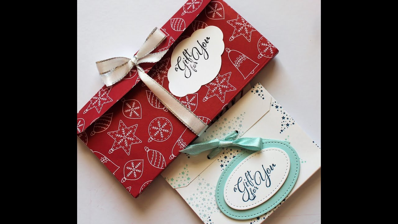 Money Voucher Or Gift Card Wallet 3 In Easy Craft Fayre Ideas