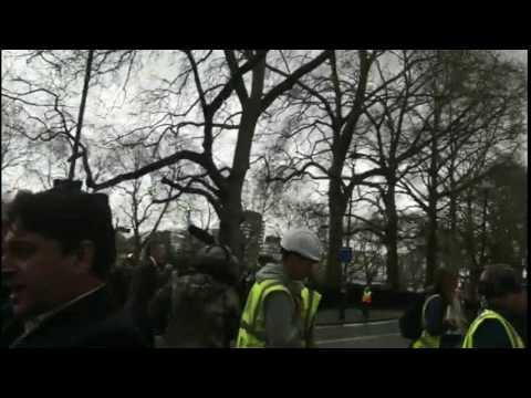 Terror Attack — Palace of Westminster Parliament