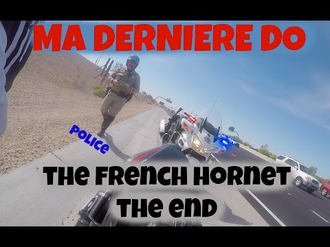 FRENCH HORNET-----LA DERNIERE DO !!!!!! avec explications