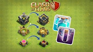 Lets do this MOST UPDATE in coc and journey to max th 10// vikingh gaming//