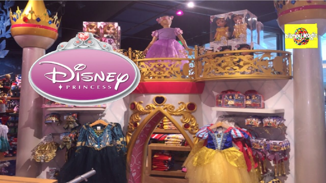 I'm sure a Disney Store Cast Member will be happy to help you sort this out. Jamie, if you're not able to convert your merchandise credit to a Disney Gift Card to be used at Walt Disney World, there are plenty of great options available at ShopDisney (also known as the Disney Store).