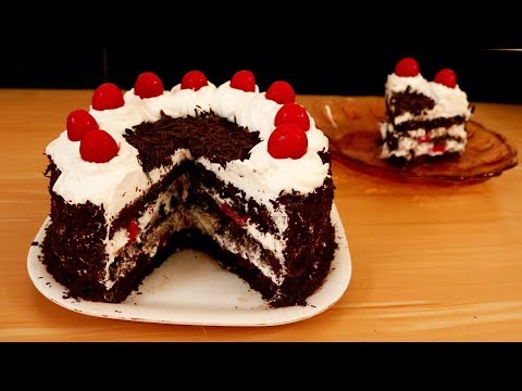 Black Forest Cake | Kitchen Time with Neha