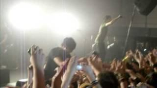 All Time Low - Dear Maria - Liverpool University - 6/3/11 - Encore - Closeish To The Front -
