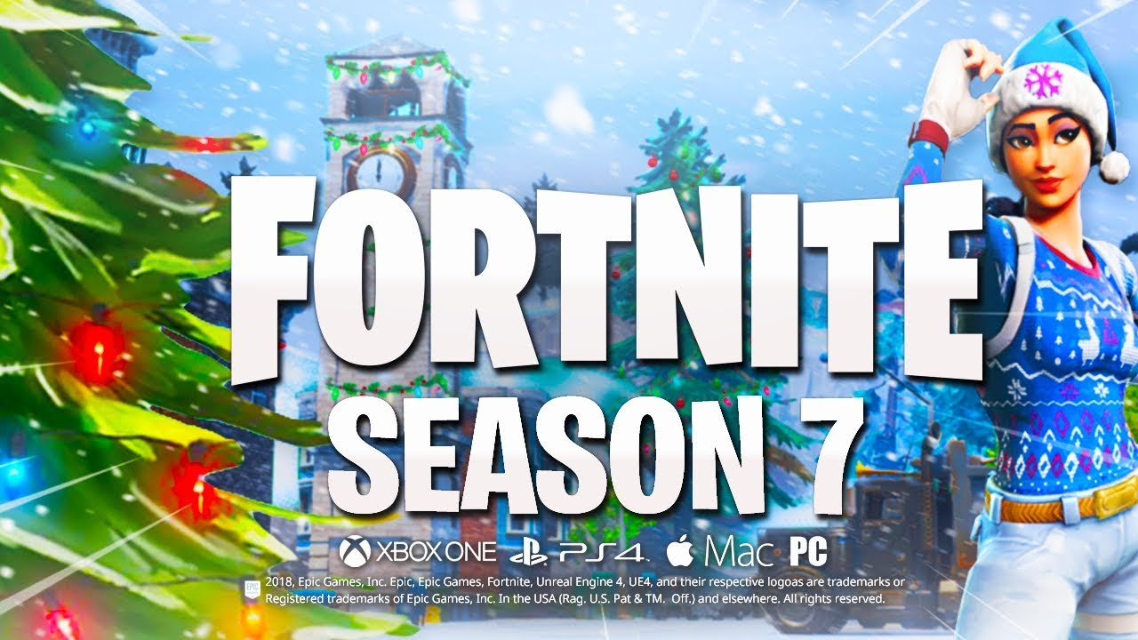 The Fortnite Season 7 Trailer Leaked Youtube