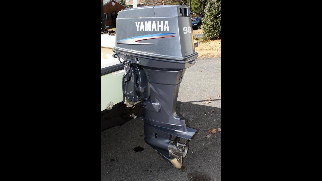 Yamaha Hp  Stroke Outboard Manual
