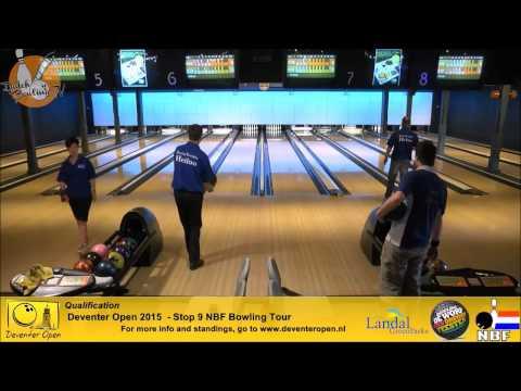 Deventer Open 2015 Squad 7 (Dutch Bowling tour stop 9)