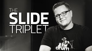 The Slide Triplet - Double Bass Drum Lessons(Get a free 30-day trial to Drumeo Edge: - http://drumeo.com/trial In this video, Dave Atkinson teaches you how to use the slide triplet within your drumming., 2015-03-09T17:00:14.000Z)