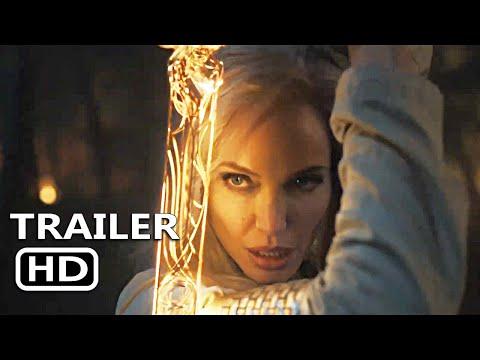 MARVEL'S ETERNALS Official Teaser Trailer (2021)