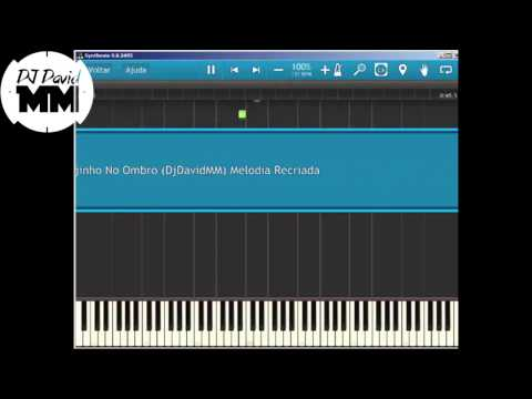 Valesca Popozuda - Beijinho No Ombro ( Tutorial Aula Piano / Teclado )