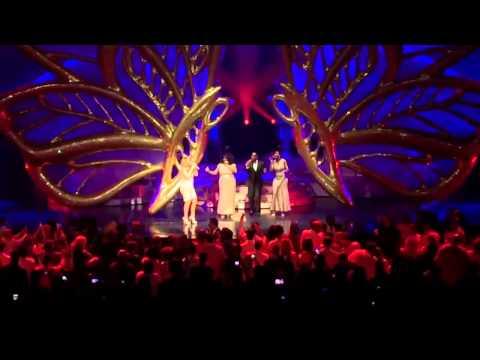 Mariah Carey Live in Caesars Palace - Las Vegas (07/26/15)