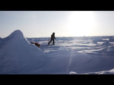 Living on Ice - Fascinating Polar Expedition Insight - 2011