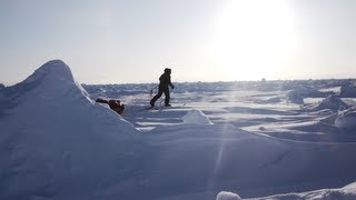 Living On Ice - Fascinating Polar Expedition Insight - 2011 North Pole Expedition (part 5)