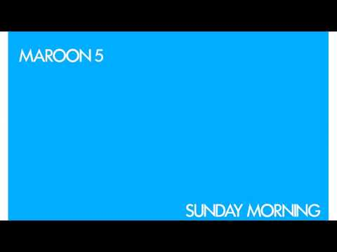 Maroon 5 - Sunday Morning (Audio)