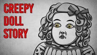 Window To The Soul - Scary Doll Story Time // Something Scary | Snarled