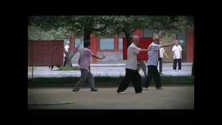 Tai Chi and Qigong in a Chinese Park