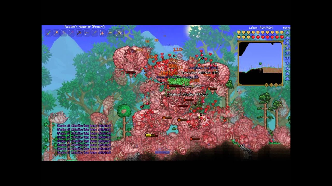 20+ Terraria Brain Of Cthulhu Boss Pictures and Ideas on Meta Networks